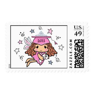 Graduation Princess Postage