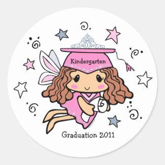 Graduation Princess Sticker