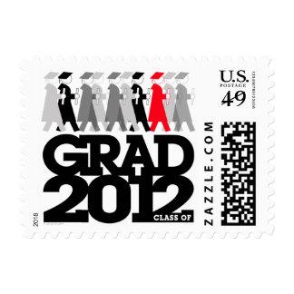 Graduation Processional Class of 2012 Postage
