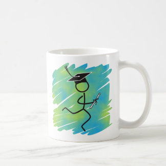 Graduation Runner Coffee Mug