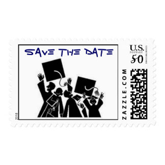Graduation Save The Date Postage