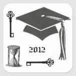 Graduation Seals Stickers