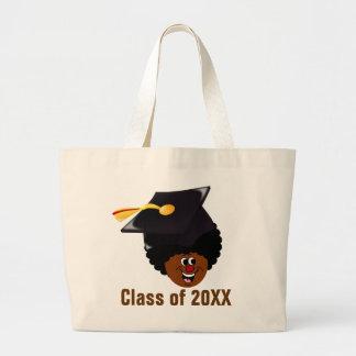 Graduation: Senior Class of 2015 Graduates Jumbo Tote Bag