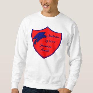 Graduation Shield Sweatshirt