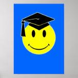 Graduation Smile Poster