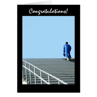 Graduation Success Greeting Card