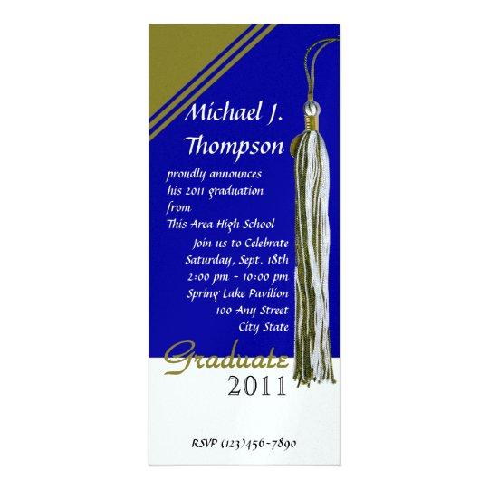 Graduation Tassel Card