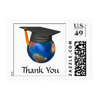 Graduation Thank You postage