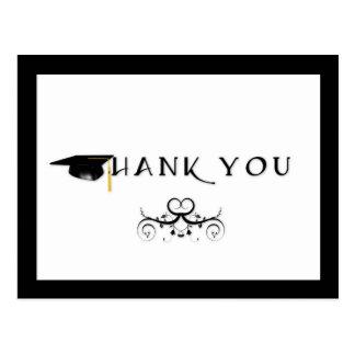 Graduation Thank You Postcard