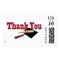 Graduation Thank You Stamps