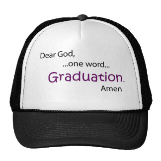Graduation Trucker Hat
