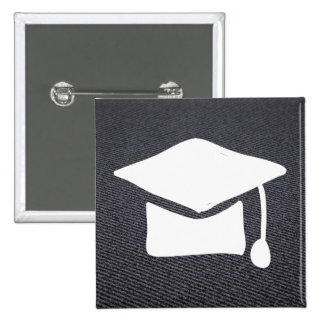 Graduation Vows Sign 2 Inch Square Button