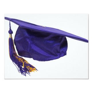 GraduationCap051009 4.25x5.5 Paper Invitation Card