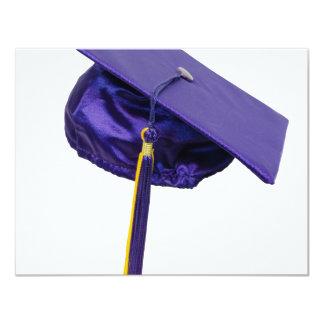GraduationMortar051009 4.25x5.5 Paper Invitation Card