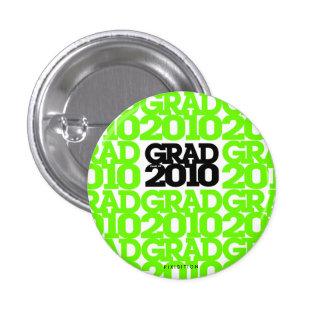 Graduations Class Of 2010 Green Button