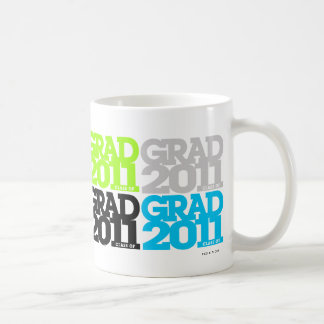 Graduations Class Of 2011 Colors Mug