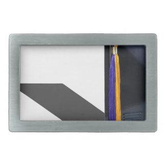 GraduationTassleLocker061615.png Rectangular Belt Buckle