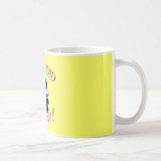 Gradué sí productos taza básica blanca