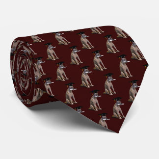 Gradution Coyote Neck Tie