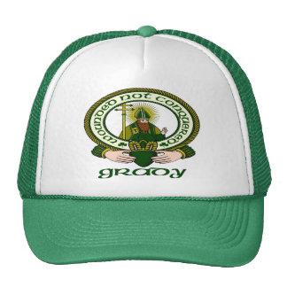 Grady Clan Motto Cap Trucker Hat