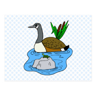 Grady Goose Post Cards