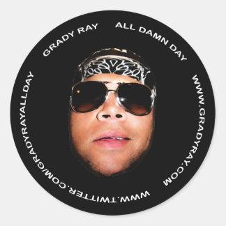 Grady Ray Sticker