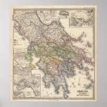 Graecia, Epirus, bella Persia del poste Póster