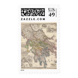 Graecia, Epirus, post bella Persia Postage