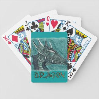 Graelle el mágico ella arte de la fantasía del dra baraja de cartas