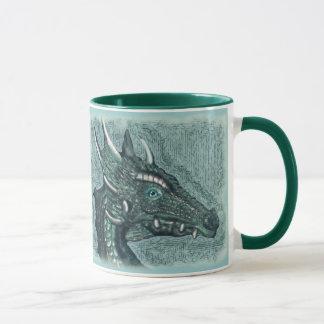 Graelle the Magical She Dragon Fantasy Art Mug