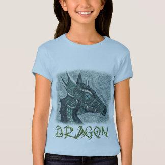 Graelle the Magical She Dragon Fantasy Art T-Shirt