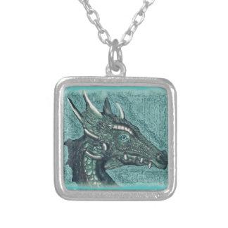 Graelle the Magical She Dragon Fantasy Pendant