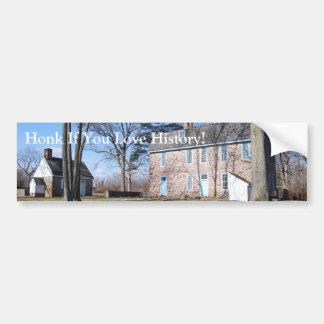 Graeme Park, Horsham Bumper Sticker