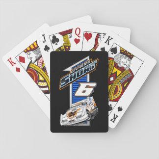 Graeme Short Racing Playing Cards