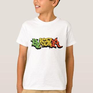 Graf Rasta Shirt with Reggae Colors