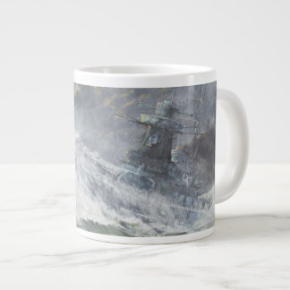 Graf Spee enters the Indian Ocean 3rd November Giant Coffee Mug
