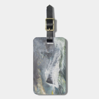 Graf Spee enters the Indian Ocean 3rd November Luggage Tag
