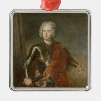 Graf von Schwerin Metal Ornament