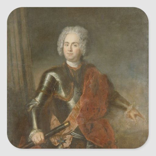 Graf von Schwerin Calcomania Cuadradas