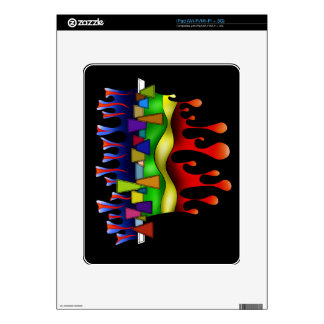 Grafenonci V2 Skin For iPad
