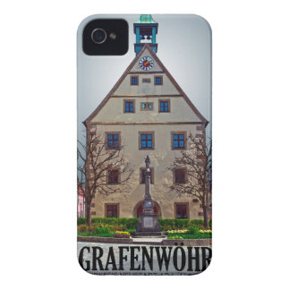 Grafenwöhr - Rathaus iPhone 4 Covers