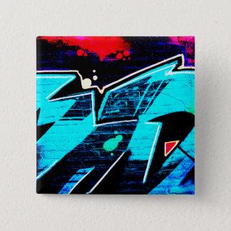 Graffiti 14 - Pinback Button