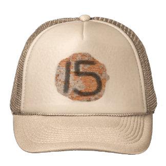 Graffiti 15th Birthday Gifts Trucker Hat