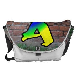 GRAFFITI #1 A MESSENGER BAG