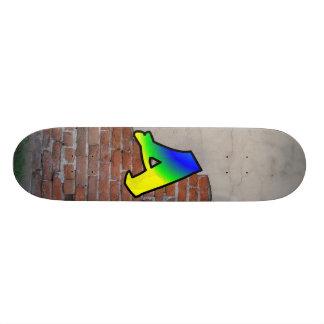 GRAFFITI #1 A SKATE BOARD DECKS