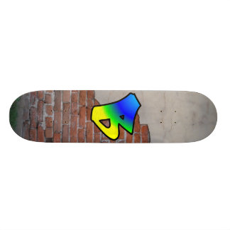 GRAFFITI #1 B SKATE BOARD DECKS