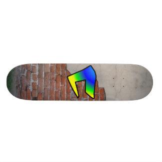 GRAFFITI #1 C SKATE DECK