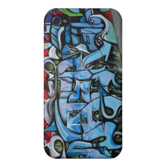 Graffiti 1 cover for iPhone 4