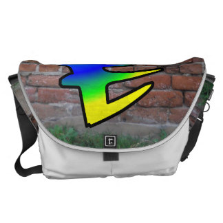 GRAFFITI #1 E COURIER BAGS