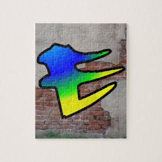 GRAFFITI #1 E JIGSAW PUZZLE
